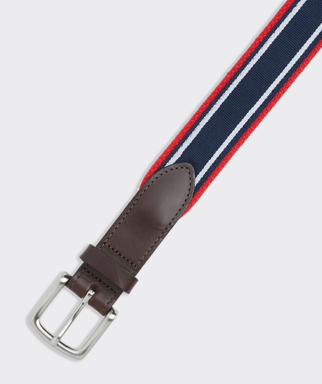 Sailor Stripe Ribbon Belt