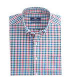 Gooseberry Check Classic Murray Shirt