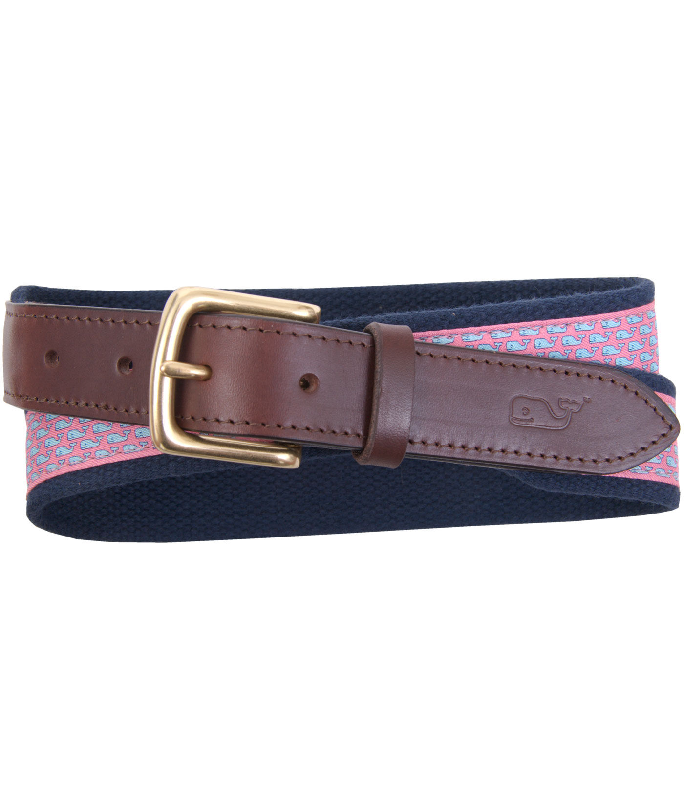 Shop Mens Belts. Mens Belts. Vineyard Whale Canvas Club Belt
