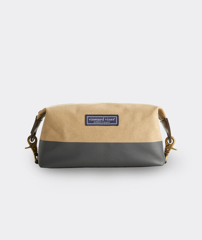 Printed Heritage Dopp Kit