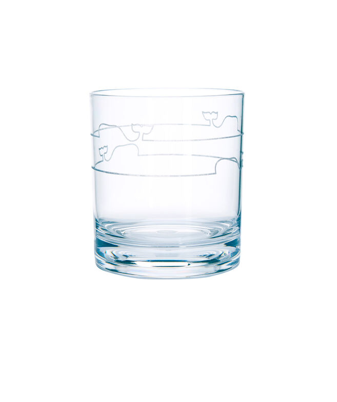 Whale Line Acrylic Rocks Glasses (4)
