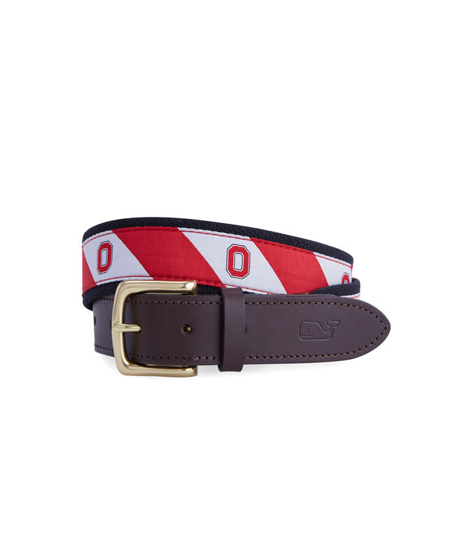 The Ohio State University Canvas Club Belt
