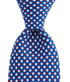 Star Spangled Printed Tie
