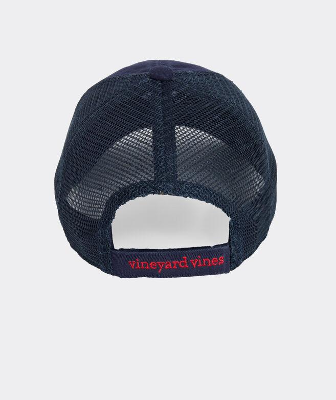 Boys' V V Surf Patch Trucker Hat