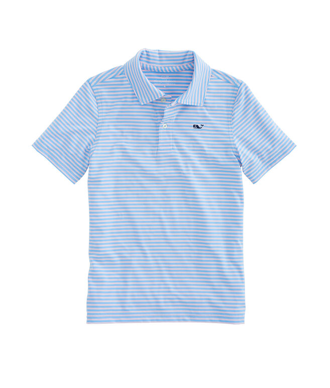 Boys Color to Color Sankaty Performance Polo
