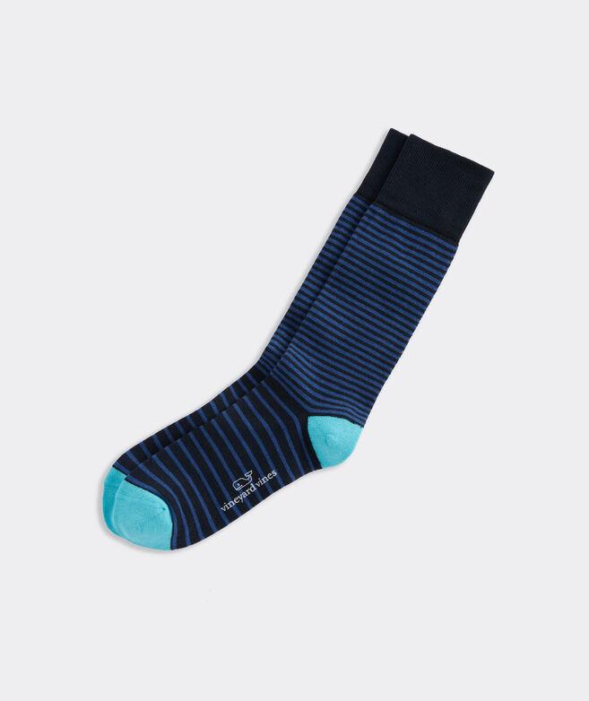 Thick & Thin Stripe Socks