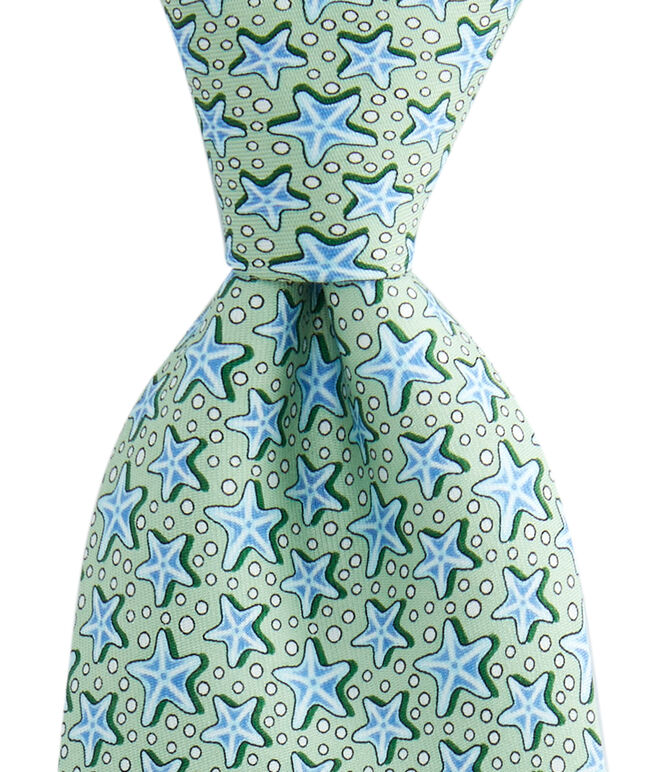 Boys 20th Anniversary Starfish Tie