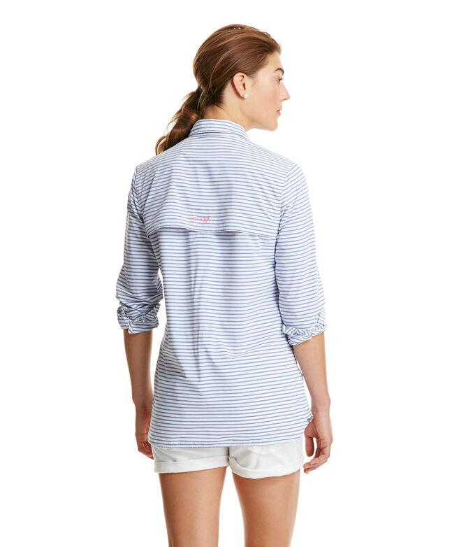 Shop marigot stripe fishing shirt at vineyard vines for Vineyard vines fishing shirt