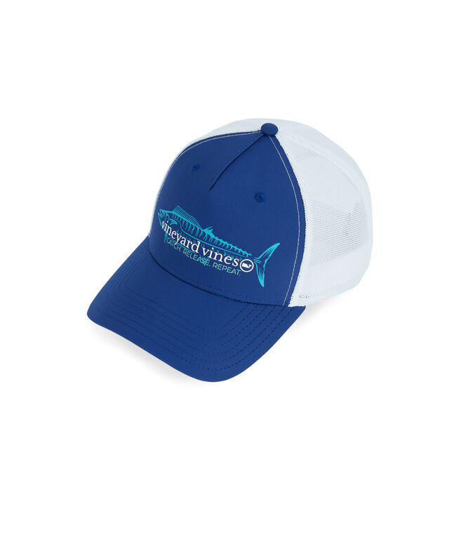 Catch & Release Wahoo Trucker Hat