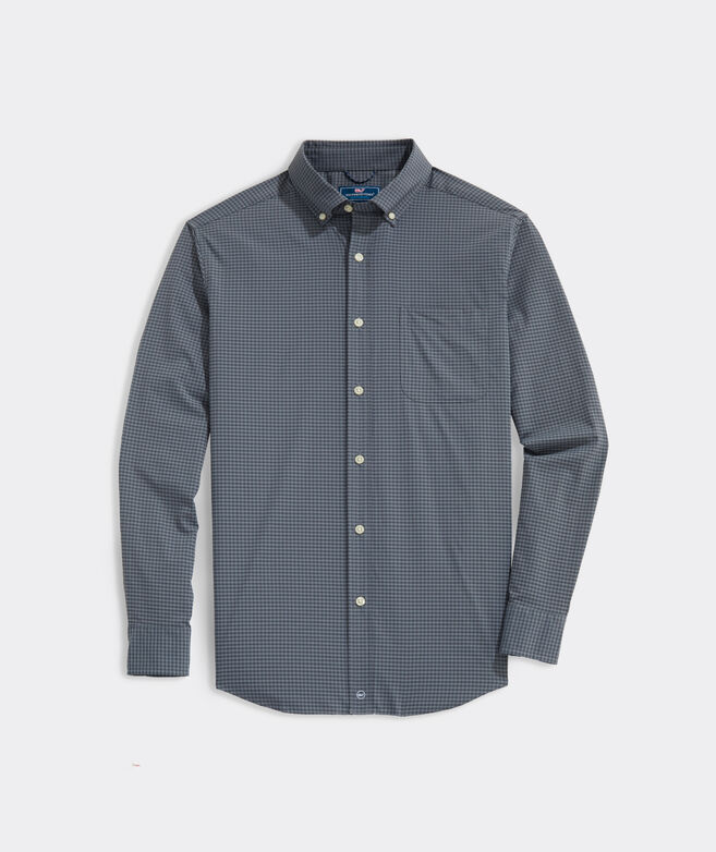 Classic Fit On-The-Go Performance Shirt