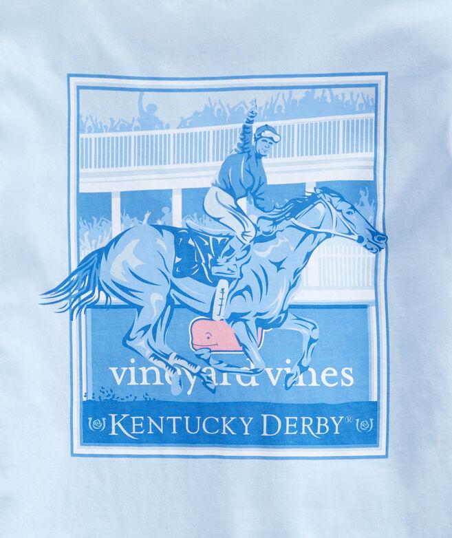 Kentucky Derby Finish Line Long-Sleeve Tee