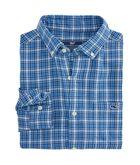 Check Beach Flannel Slim Tucker Shirt