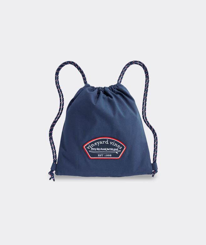Boys' V V Surf Patch Drawstring Bag