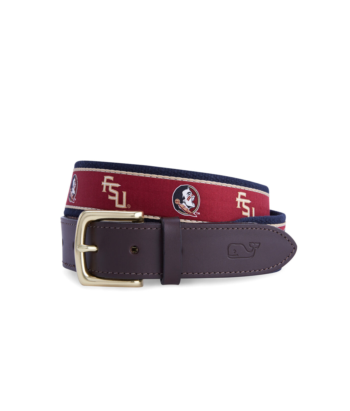 32 Collegiate Collection LSU Belt