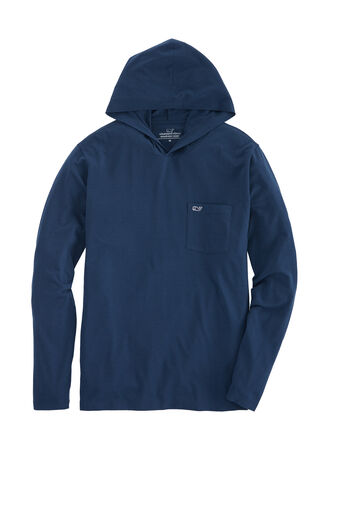 dcfe9224 Long-Sleeve Edgartown Hoodie T-Shirt