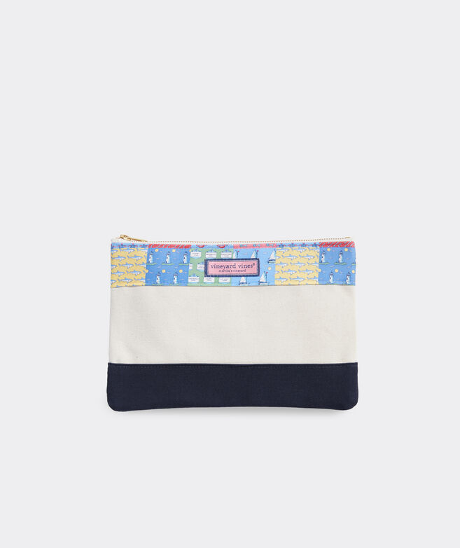 Patchwork Heritage Pouch