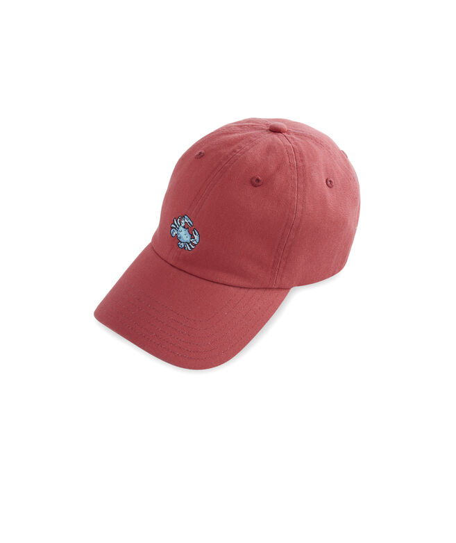 Boys Crab Icon Baseball Hat