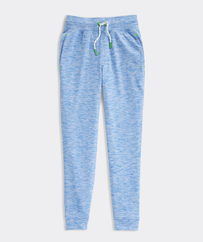 Boys' Heather Performance Joggers