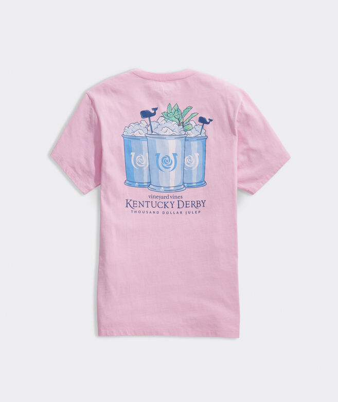 Kentucky Derby Thousand Dollar Julep Short-Sleeve Tee