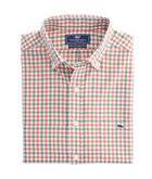 Meadowbrook Gingham Slim Tucker Shirt