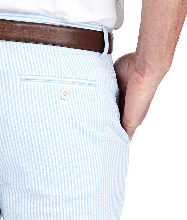 Seersucker Breaker Pants