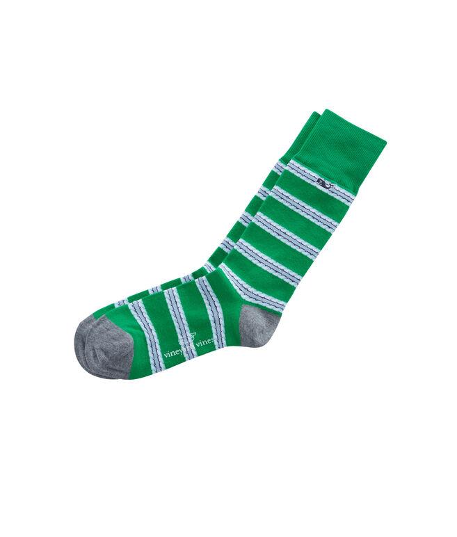Chappy Stripe Socks