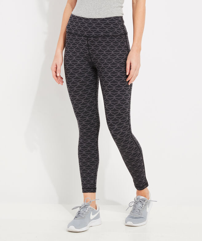 Skip Monday Printed Performance Leggings