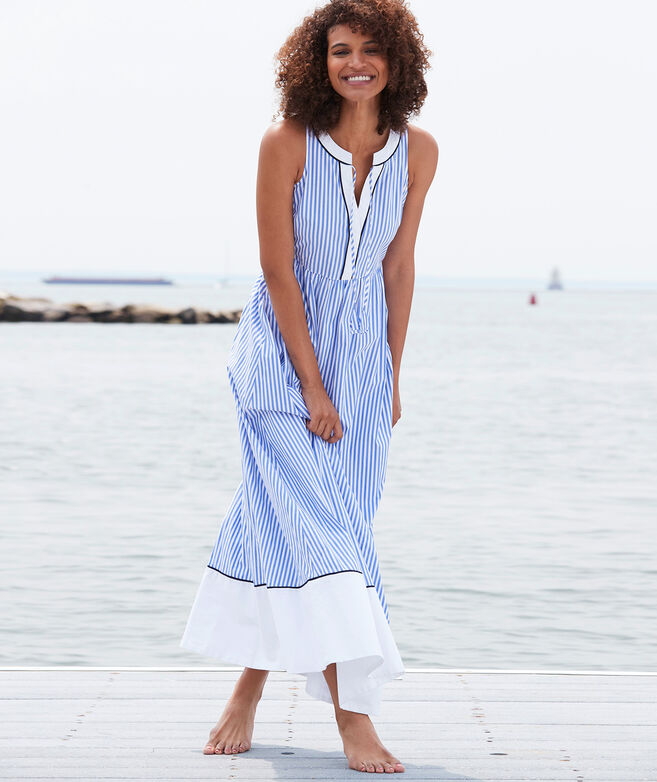 Grier Stripe Maxi Dress