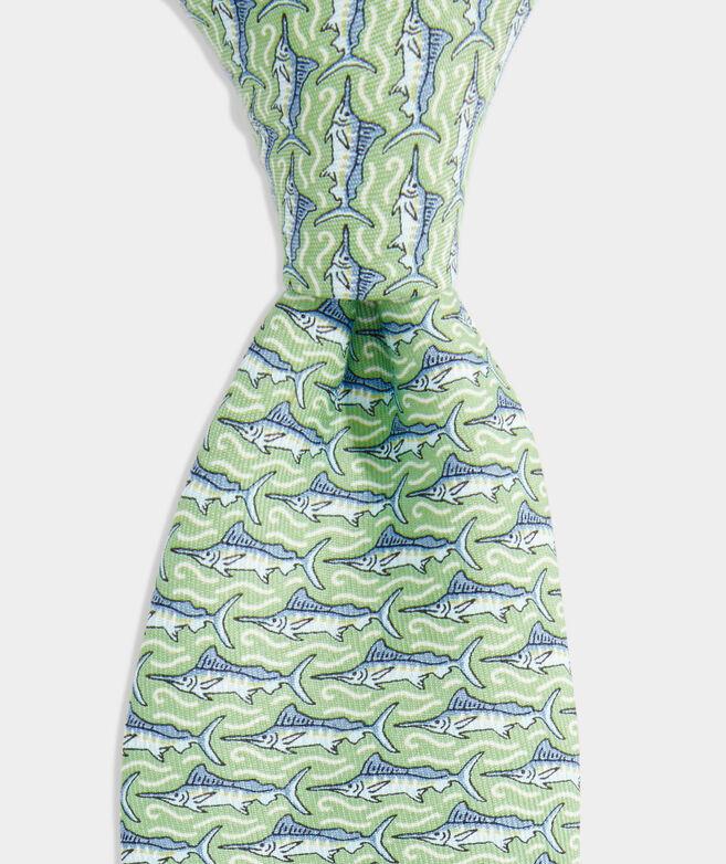 Boys' Marlin Printed Tie