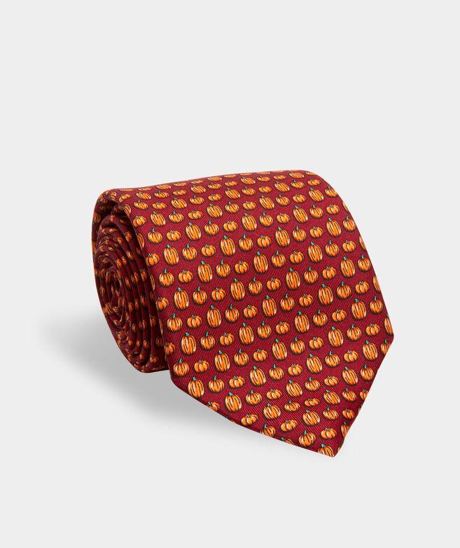 Pumpkins Printed Tie