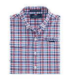 Boys Multi Plaid Harbor Shirt