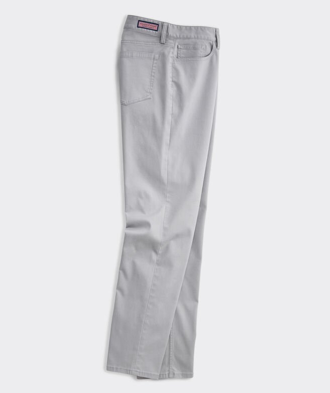 Island 5-Pocket Pants