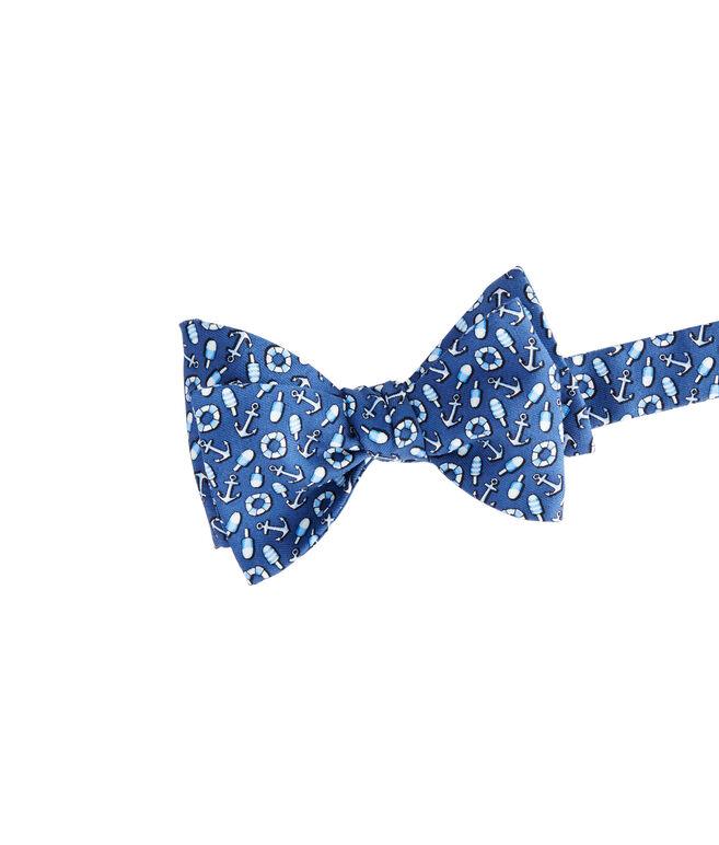 Anchor, Buoy, Life Preserver Bow Tie