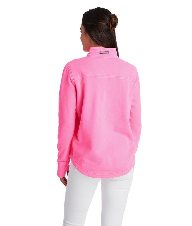 Garment-Dyed Relaxed Shep Shirt