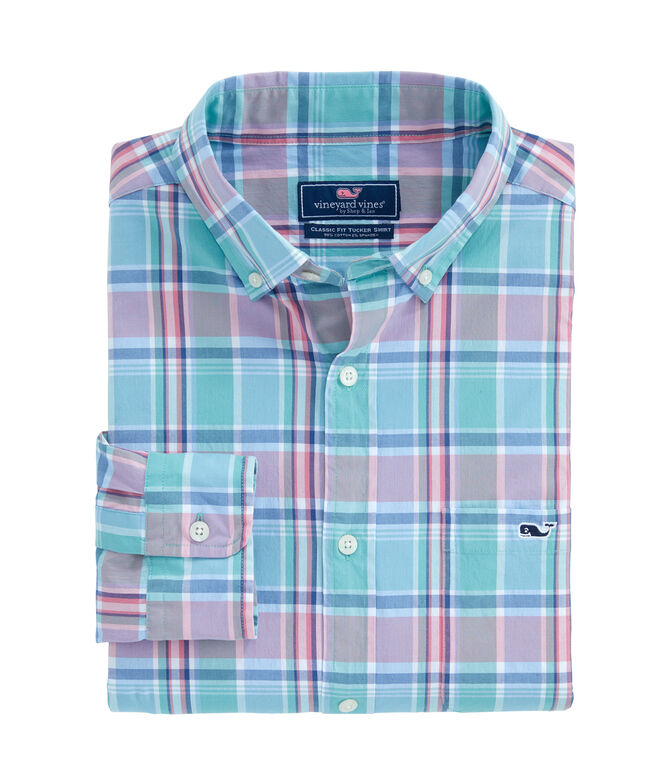 Classic Fit Rowayton Tucker Shirt