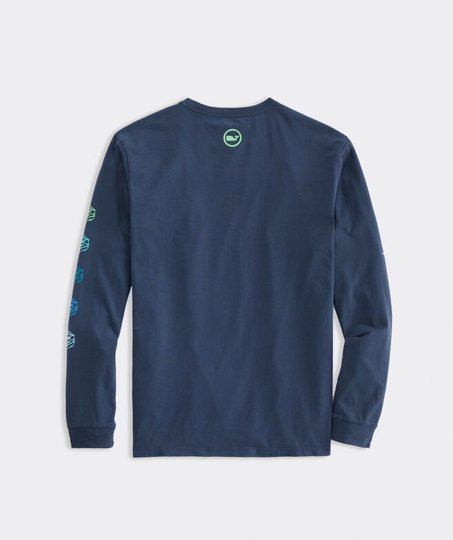 LAX Long-Sleeve Pocket Tee