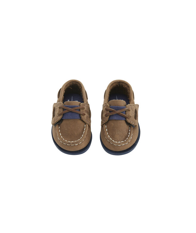 Infant Sperry x vineyard vines Authentic Original Crib Boat Shoe