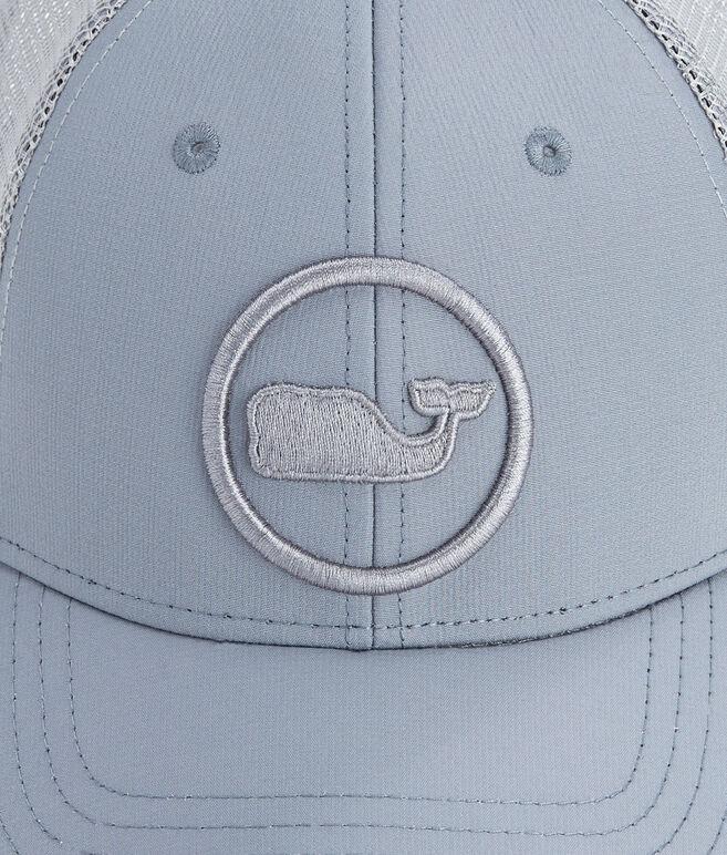 Whale Dot Performance Trucker Hat
