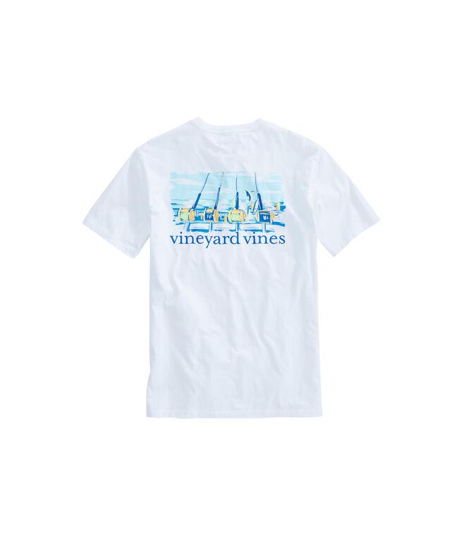 Fishing Excursion Pocket T-Shirt