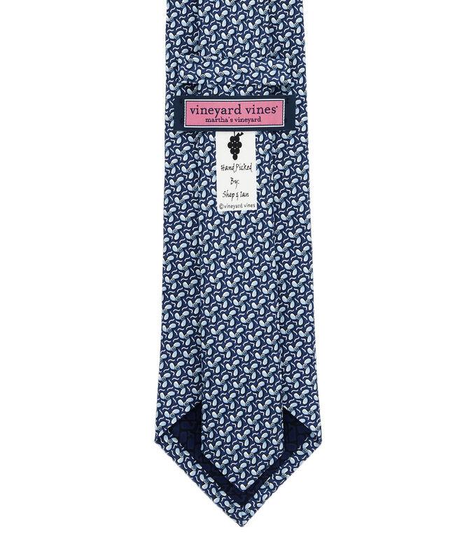 Extra Long Propeller Printed Tie