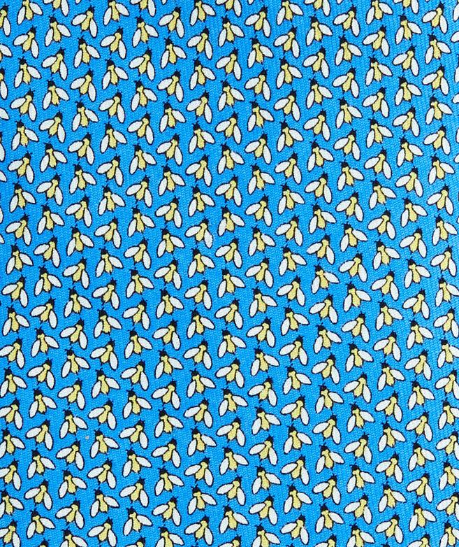 Micro Bees Printed Tie