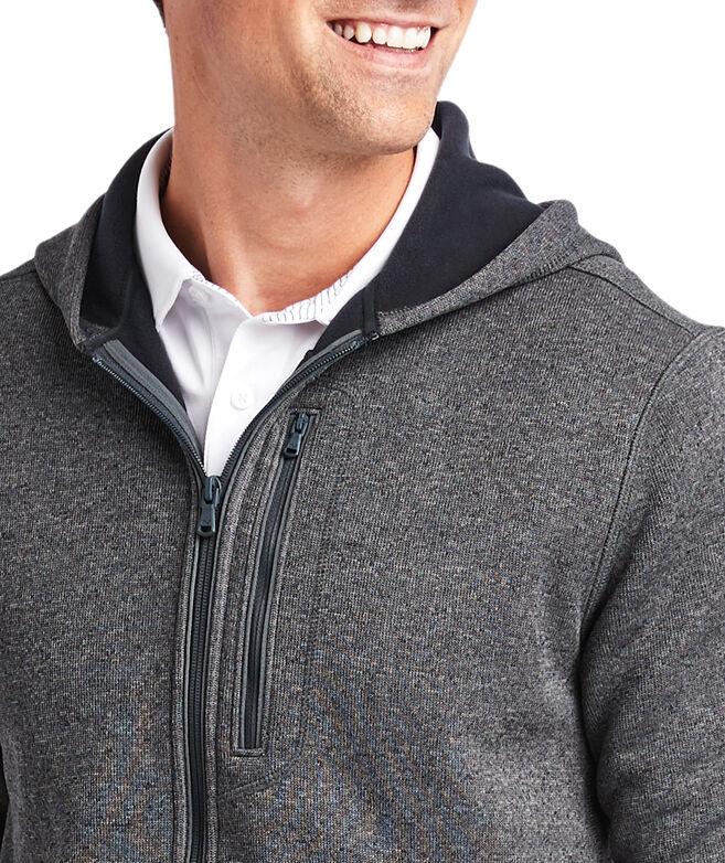 Mountain Sweater Fleece Hoodie
