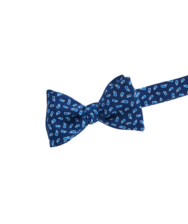 Whale Toss Bow Tie