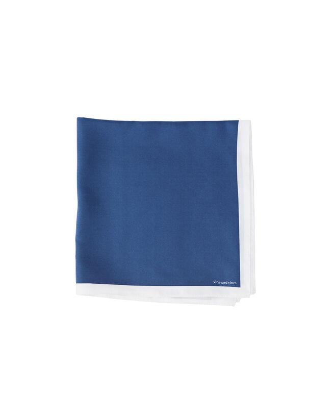 Solid Pocket Square