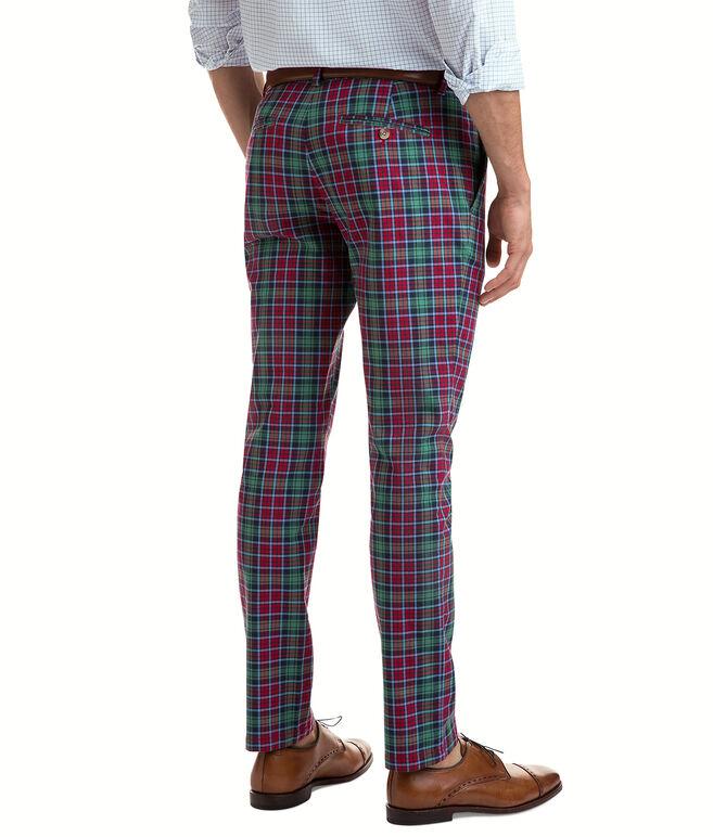 Leddy Park Slim Fit Pants