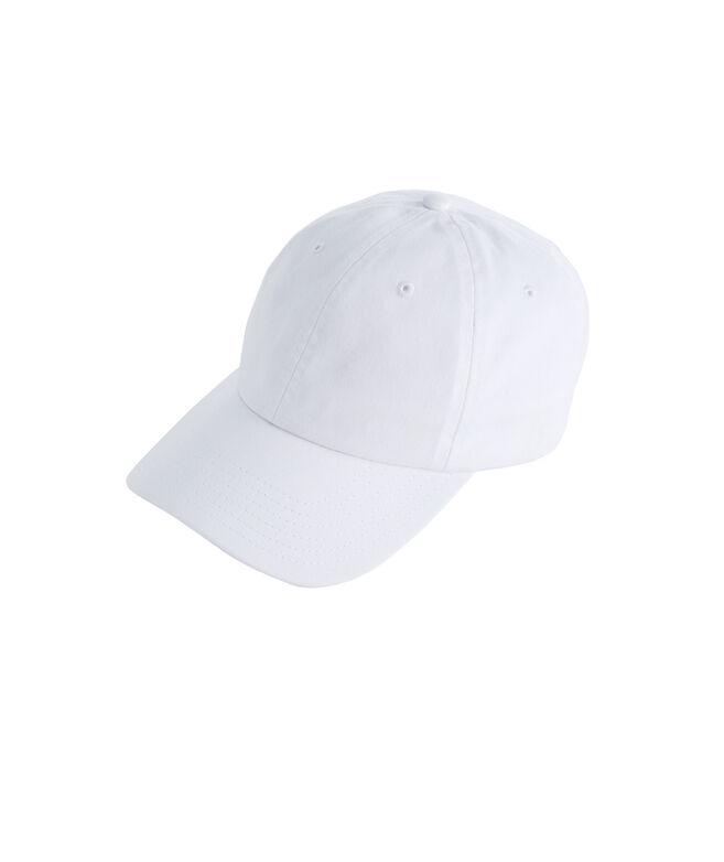 Canvas Baseball Hat