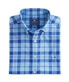 Helmsman Plaid Classic Tucker Shirt