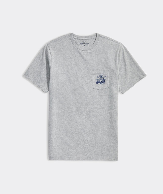 Pursuit of Happiness Short-Sleeve Pocket Tee