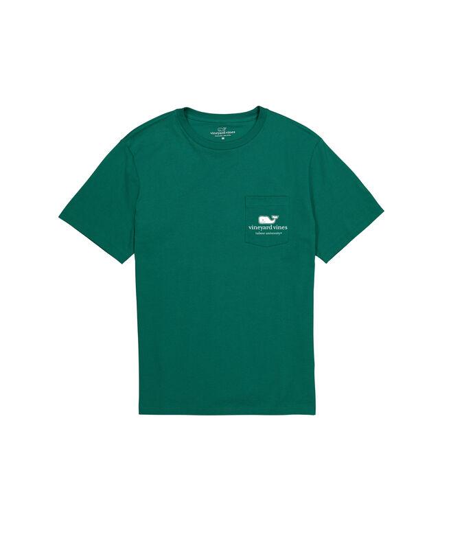 Tulane Whale Logo T-Shirt