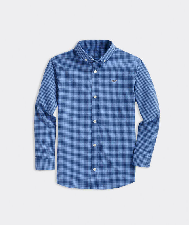 Boys' On-The-Go Performance Whale Shirt
